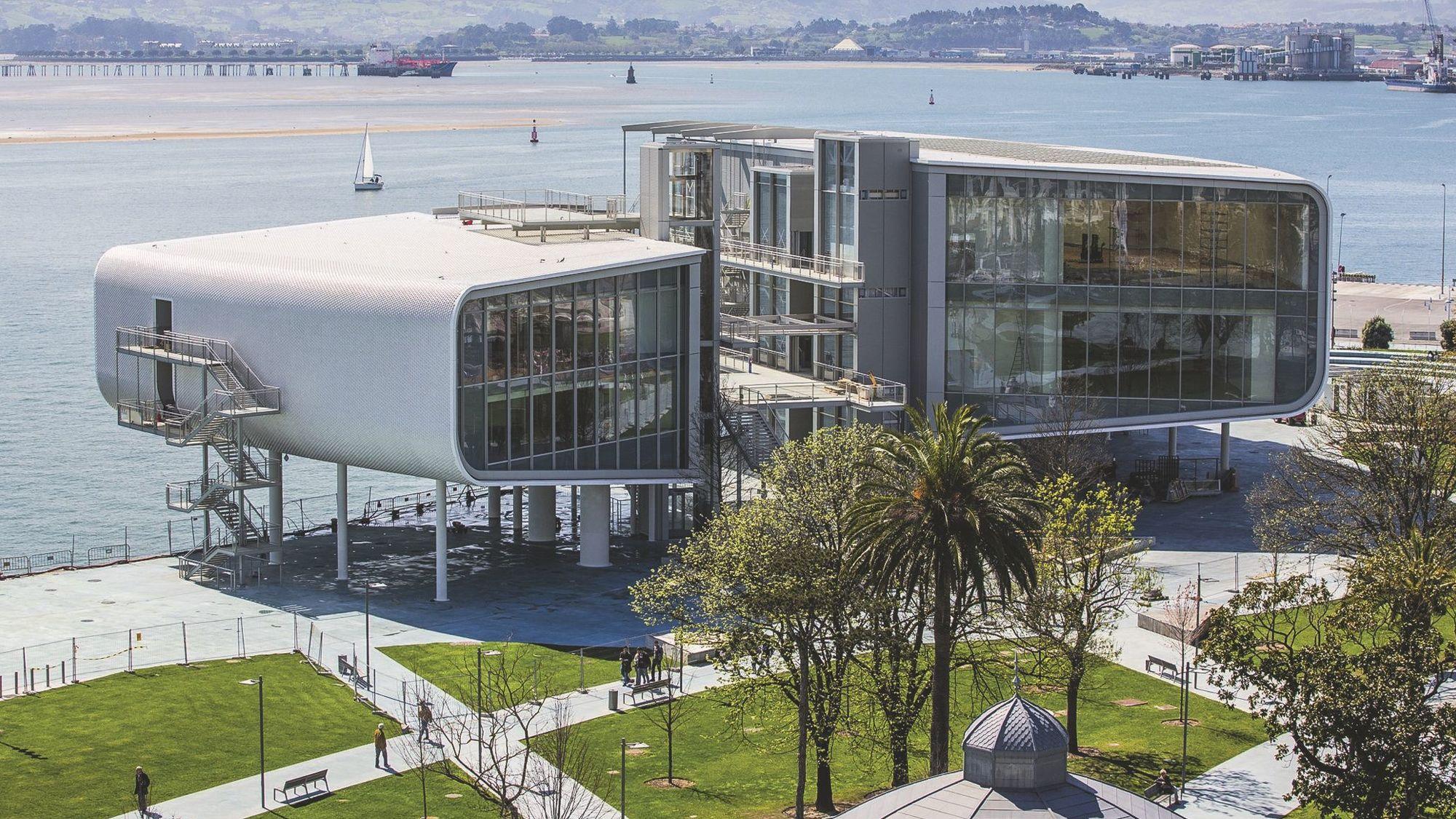 De 7 mooiste gebouwen van de architect die de nieuwe brug van Genua wil ontwerpen