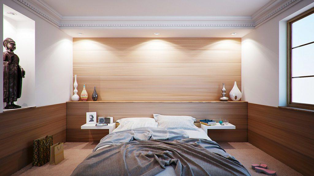 Les 4 tendances du moment pour la chambre à coucher