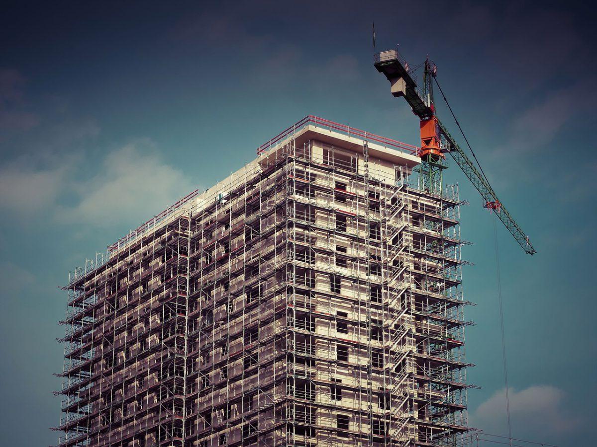 De bouwsector: het bedrijf staat sterk… maar niet voor lang?