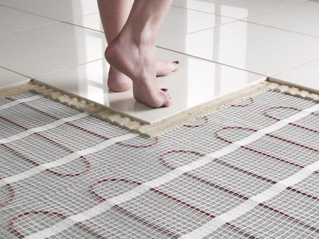 Waarom je voor elektrische vloerverwarming moet kiezen