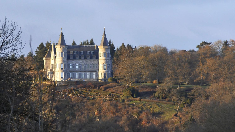 Les 7 résidences belges de la famille royale