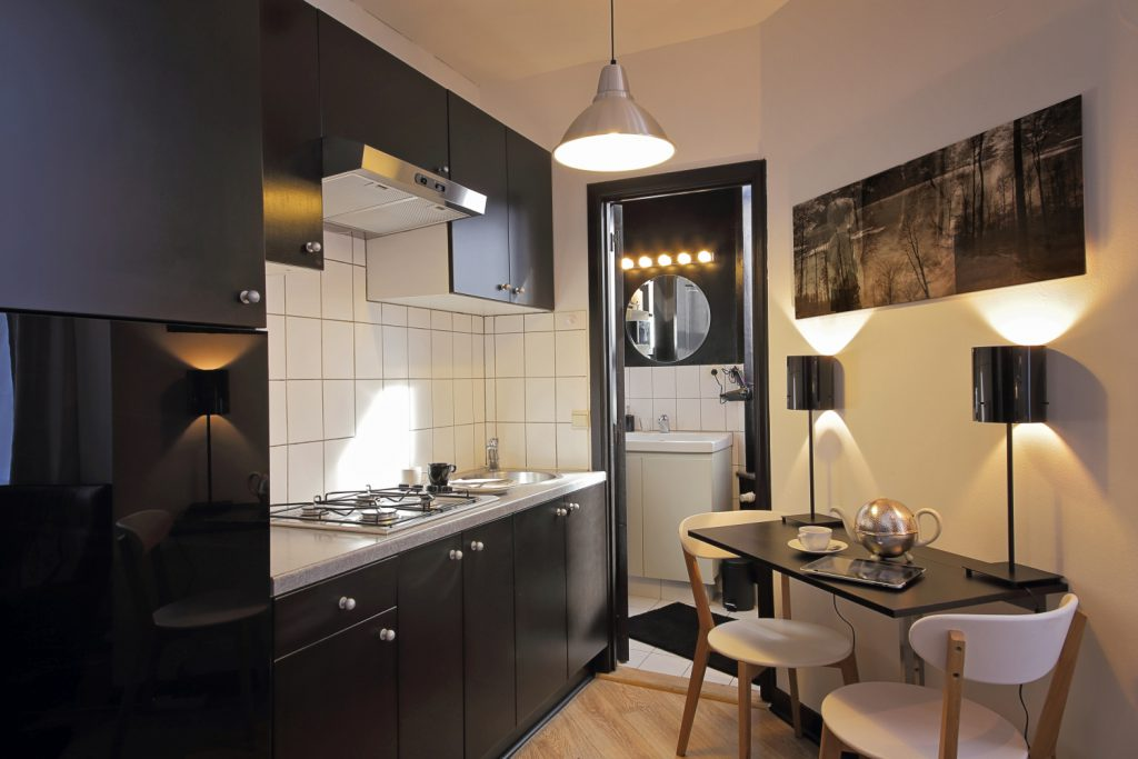Design Kleine Keuken : Immovlan.be advies u003e kleine keuken: 5 fouten om te vermijden