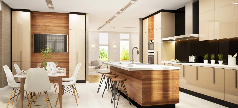 De keuken van de toekomst is slim & groen