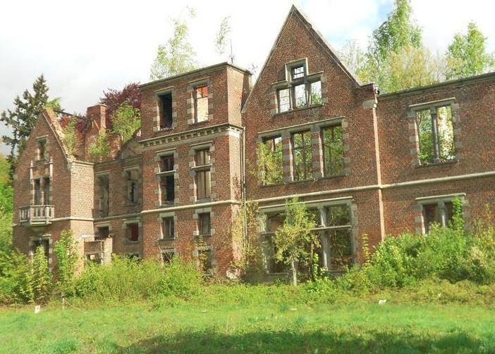Vervallen kasteel in Waals-Brabant verkocht voor 3,3 miljoen euro