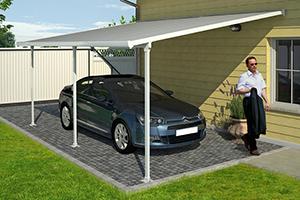 De mogelijkheden en voordelen van een carport