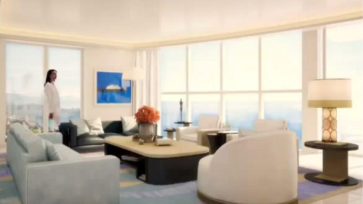 Het duurste appartement ter wereld vindt u in Monaco. (Video)