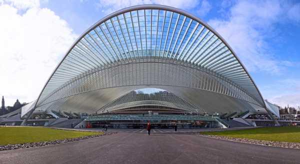 Portret van architect Santiago Calatrava.