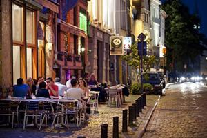 4 trendy buurten in Gent