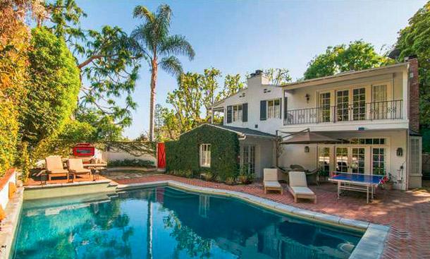 Gad Elmaleh verkoopt zijn Californische villa!