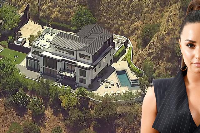 Demi Lovato verkoopt 'overdosishuis' in LA