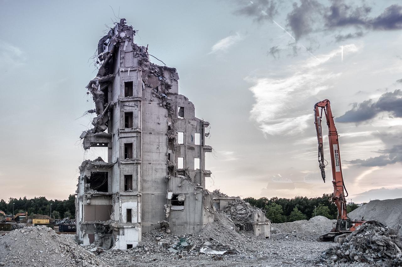In België dagelijks 23 gebouwen gesloopt, met een goede reden…