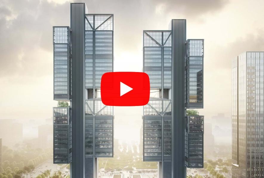 Het ongelofelijke hoofdkwartier van Chinese dronebouwers (+VIDEO)