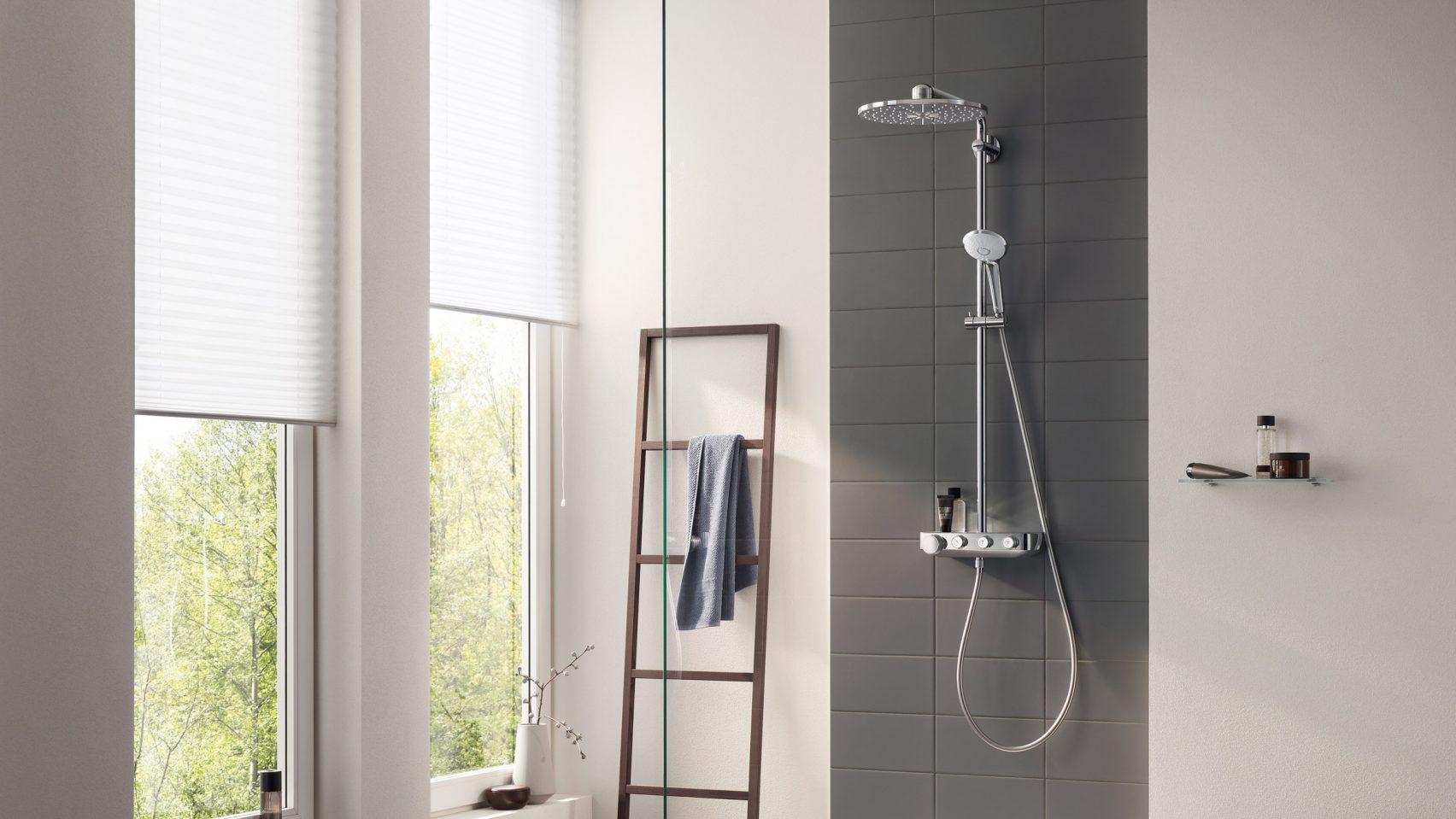 Voici la douche « intuitive » ! C'est quoi ?