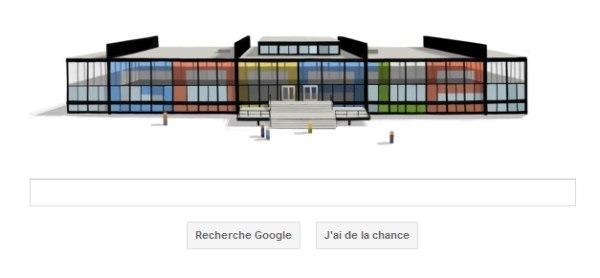 Google viert architect Ludwig Mies van der Rohe