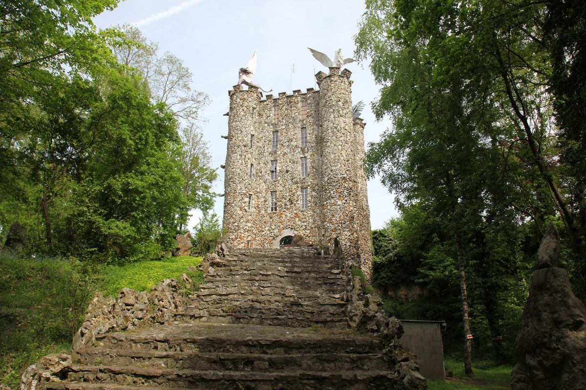 Deze Belgische toren is niet wat je denkt