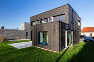 Deze compacte woning is energie-onafhankelijk (FOTOREEKS)