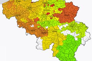 Stijging energieprijzen in België: de regionale verschillen