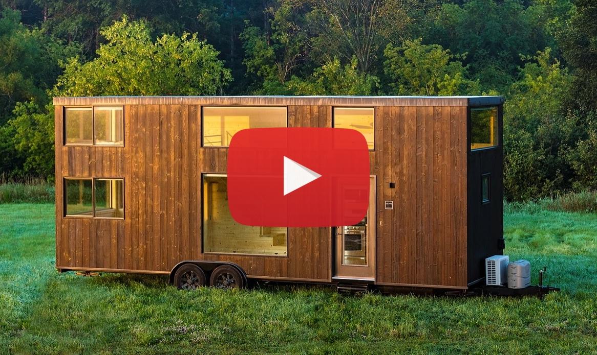 Video: dit speciale minihuis is eigenlijk een… caravan!