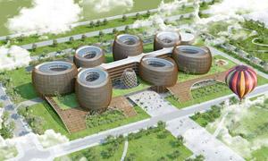 WAF geeft onderscheiding aan architectenbureau uit Roeselare voor Vietnamees kinderziekenhuis