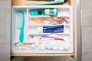 Handig: 10 opruimtips voor je badkamer