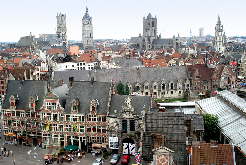Flandre : Quasiment tout est construit ?