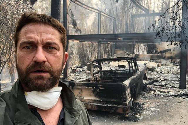 Bosbranden Californië: deze 3 supersterren zijn hun huis kwijt!