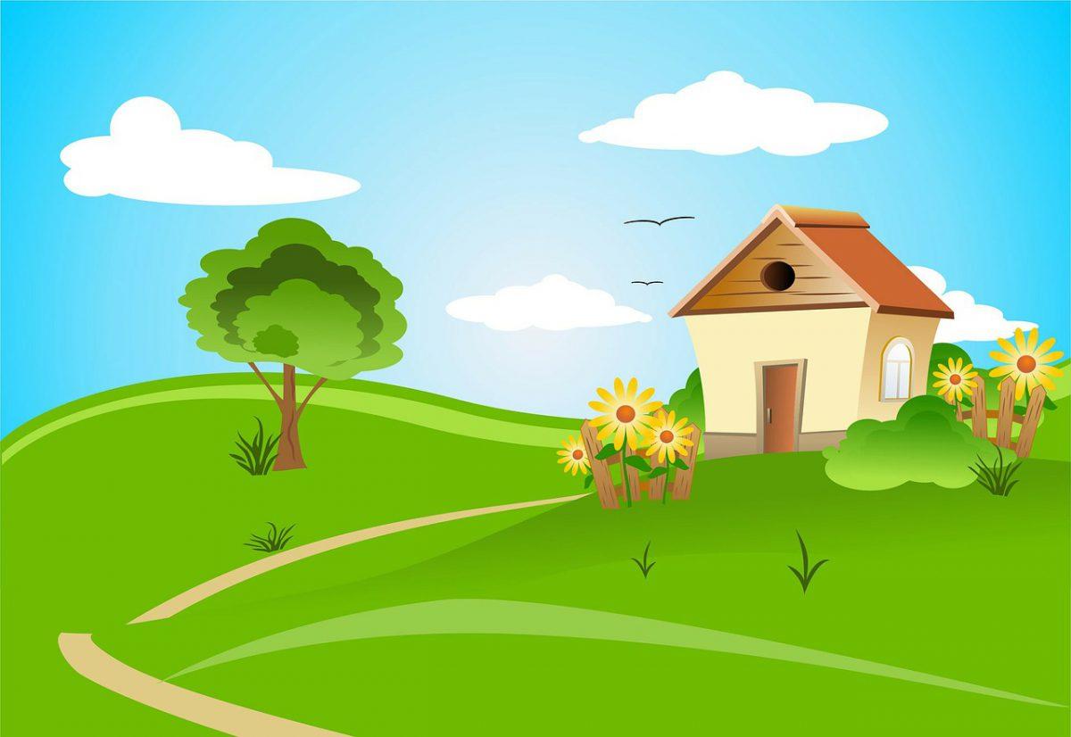 Schep een lentesfeer in huis