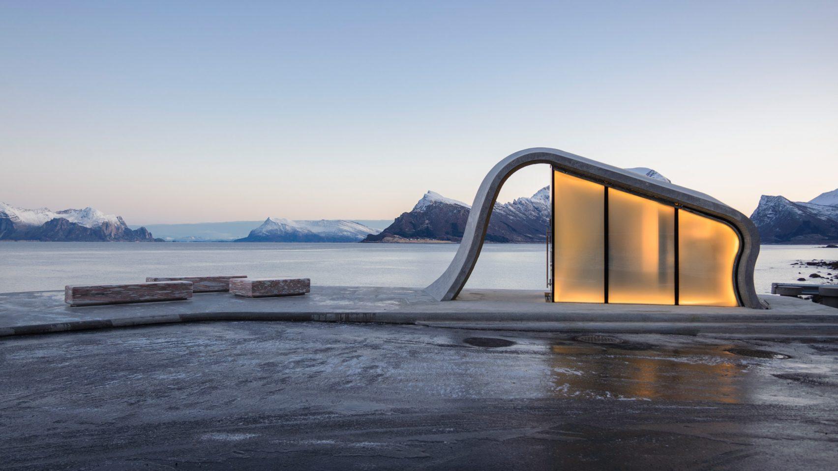 Voici les plus belles toilettes publiques au monde