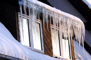 Sneeuw op mijn dak: ben ik aansprakelijk voor schade?