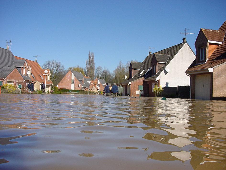 Recente overstromingen: € 2.000 tot € 5.000 kosten per huis