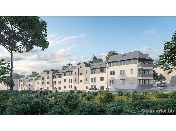 5 nieuwe appartementen voor minder dan € 300.000 in Brussel