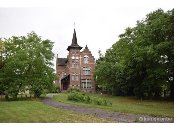 Top 3 kastelen te koop voor minder dan € 500.000