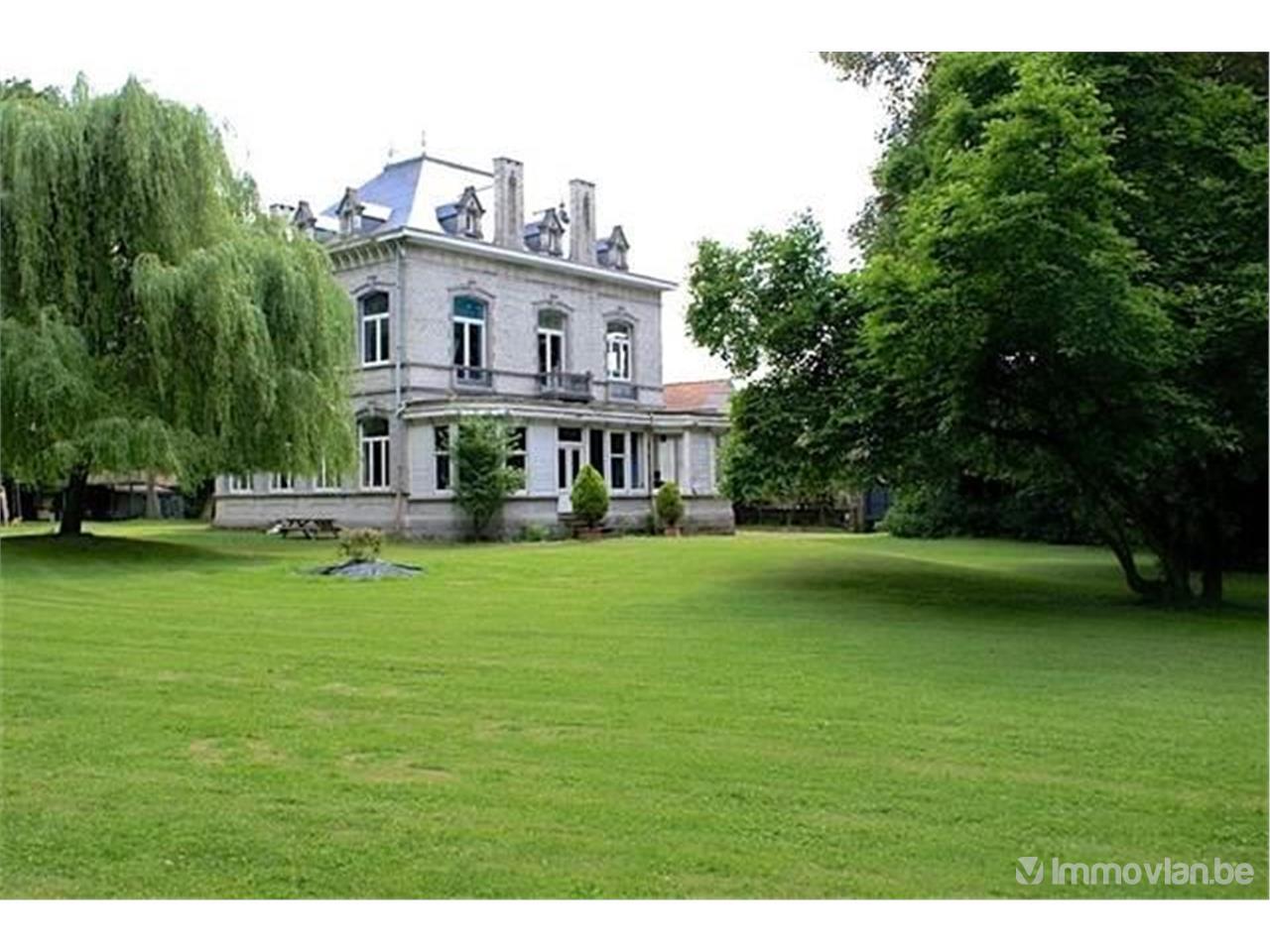5 kastelen te koop voor minder dan € 500.000