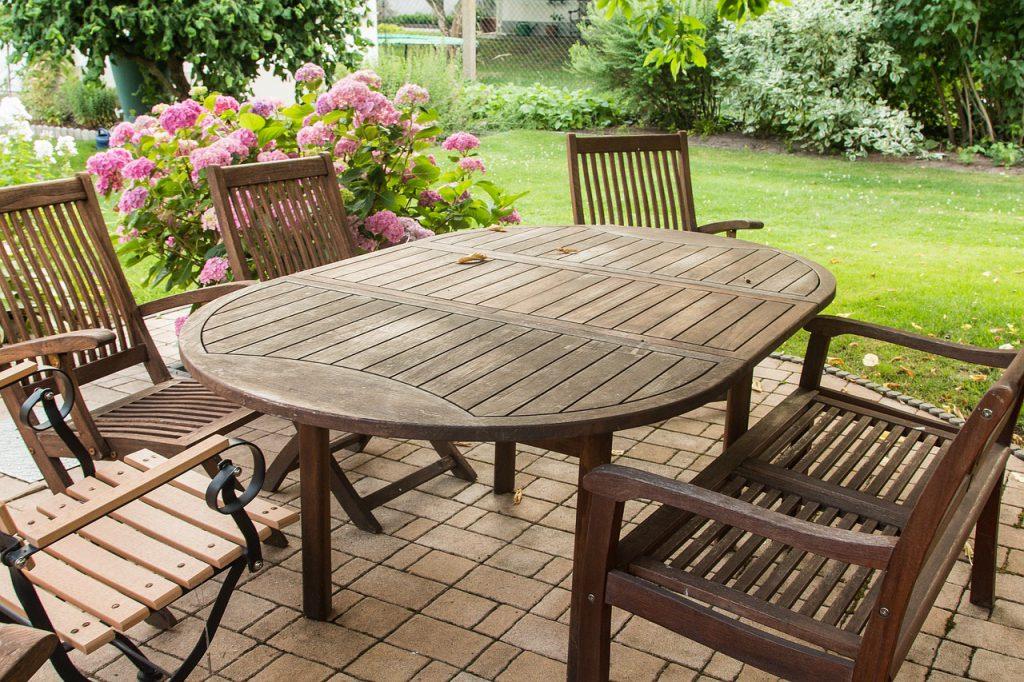 Voici comment choisir le mobilier de jardin idéal !