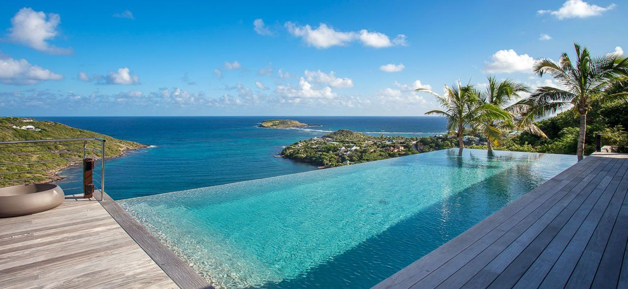 Johnny Halliday had geheime villa in Saint-Barthélemy