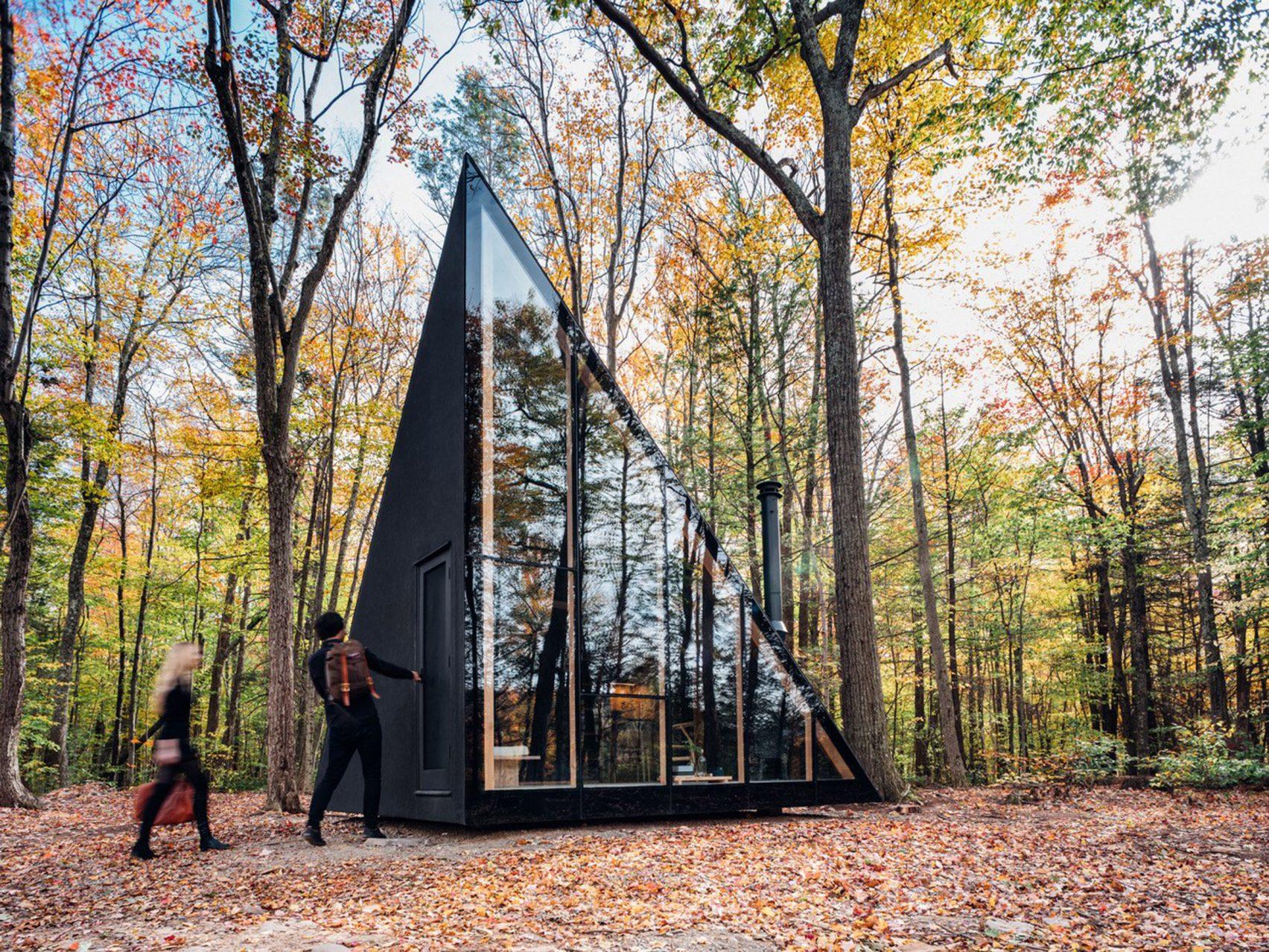 Vreemd: dit huisje kan je bijna overal kwijt