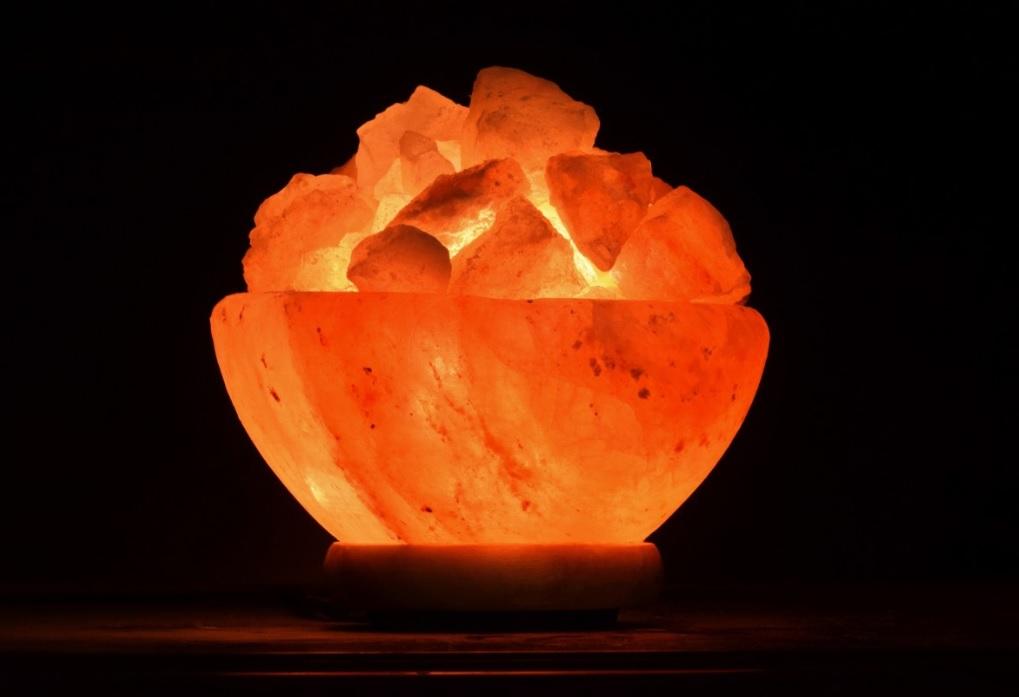 De Himalaya zoutlamp: is deze lamp echt magisch?
