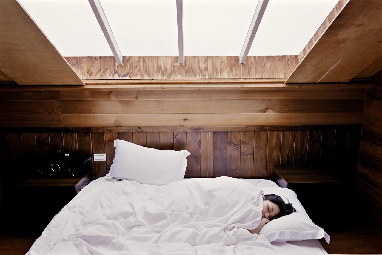 Ook jij slaapt tussen schimmel…
