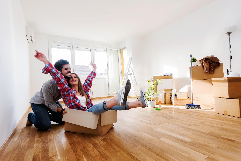 Belg koopt weer volop huizen