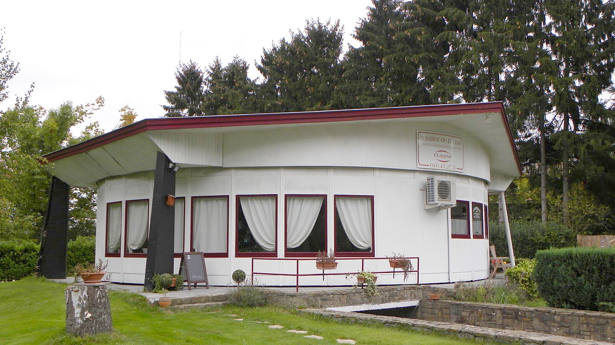 Bizar: dit Belgische huis draait al 60 jaar rondjes!