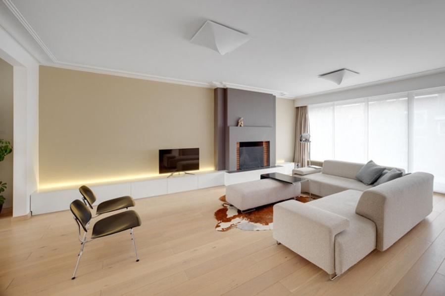 Knap! Hedendaagse update voor modernistische villa
