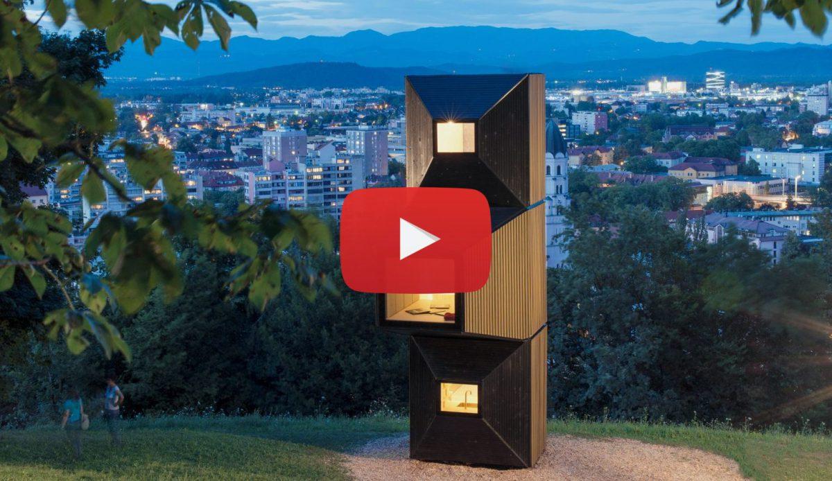 Video: een modulair huis voor alle klimaten en terreinen