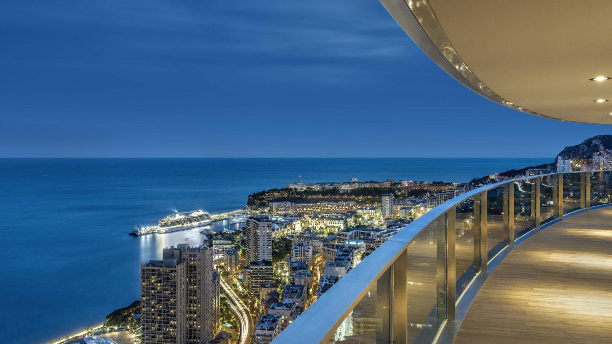 Het duurste appartement ter wereld vindt u in Monaco (Video)
