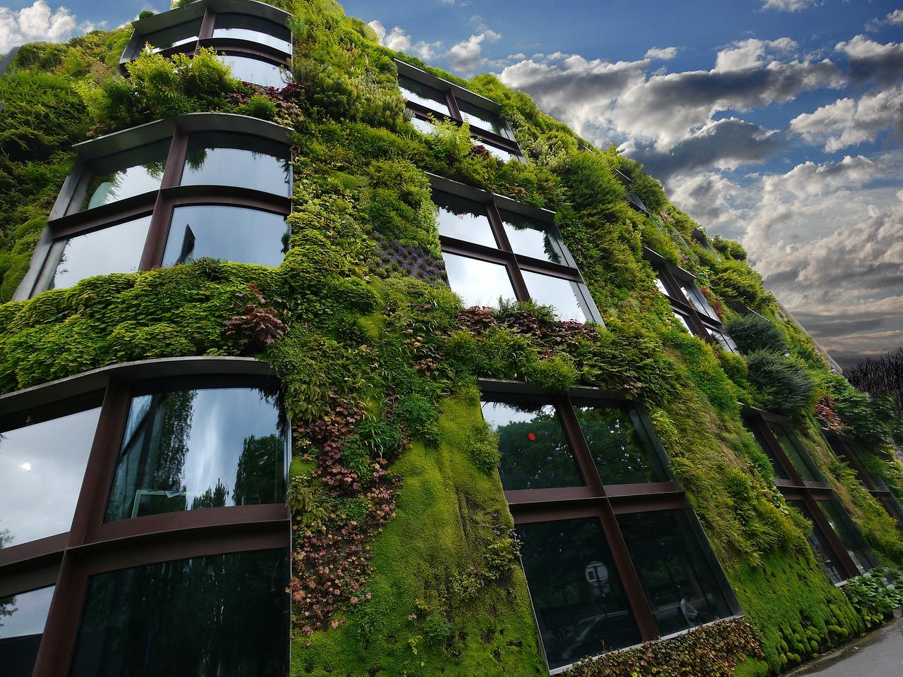 5 bijzondere bouwtrends met respect voor de natuur