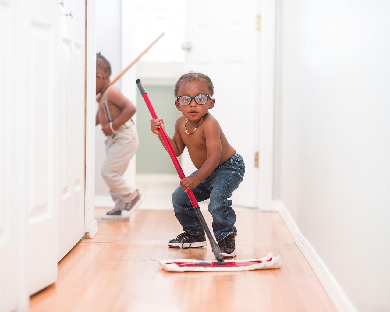 5 kleine obsessies van huishoudfreaks