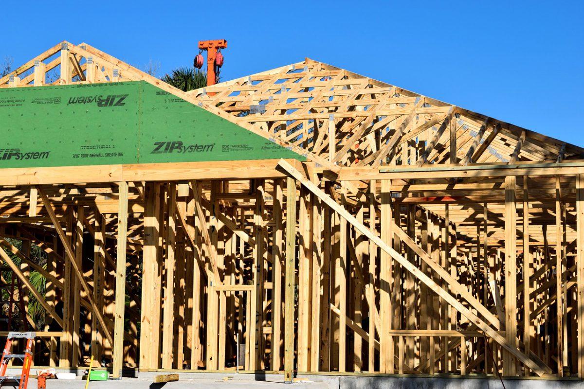 De 4 voordelen van houtskeletbouw