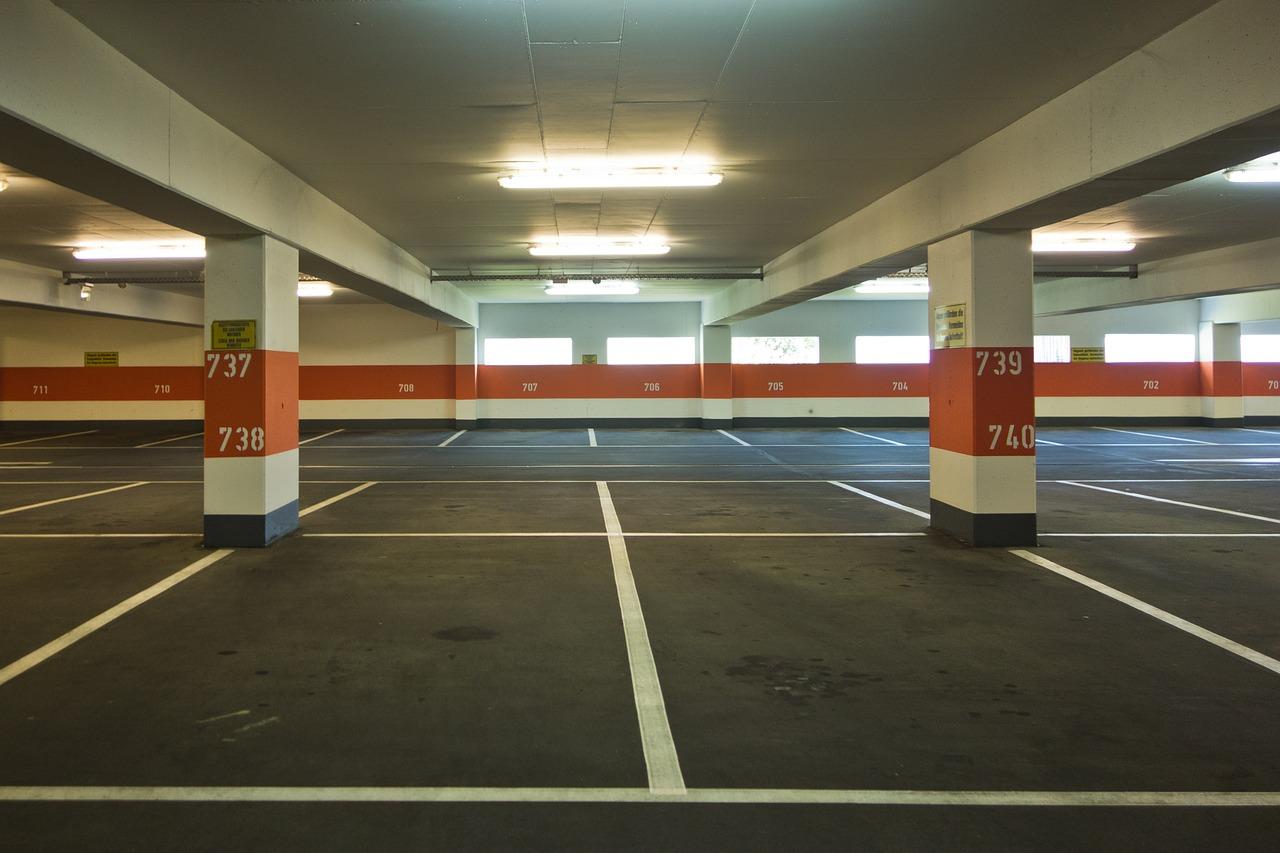Parkeerplaats verkocht voor hallucinant bedrag
