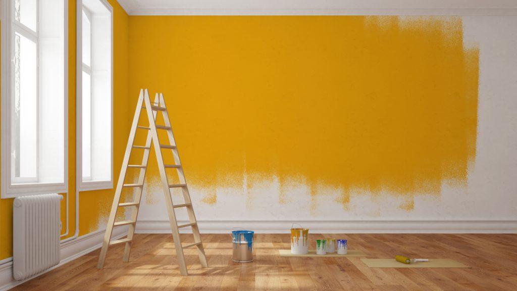 Marvelous Vous Souhaitez Donner Un Coup De Jeune à Vos Murs ? Bonne Idée. Mais  Pensez, Au Préalable, à Bien Préparer Vos Murs Avant De Les Mettre En  Peinture Pour ...