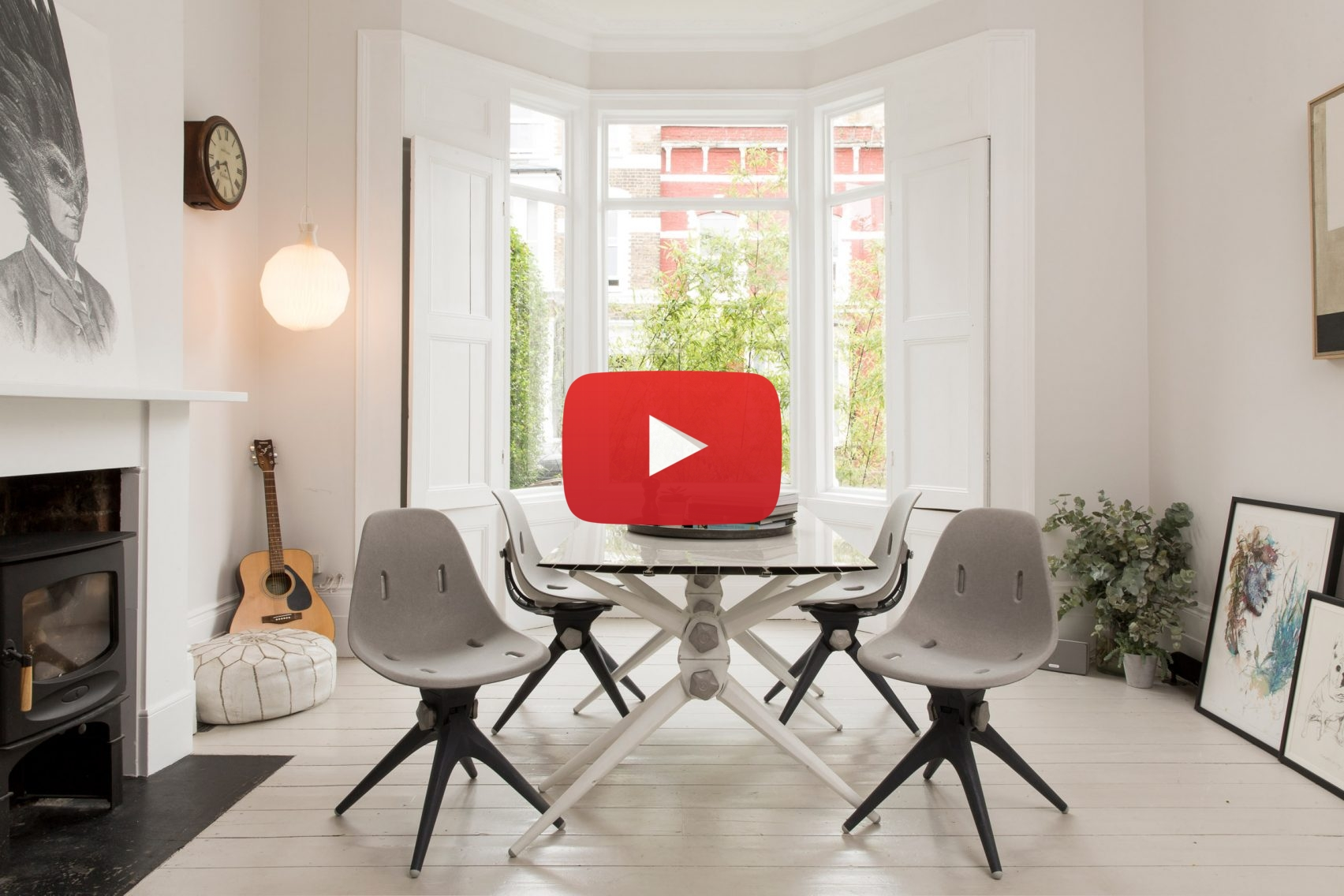 Video: waarom deze tafel en stoelen bijzonder zijn