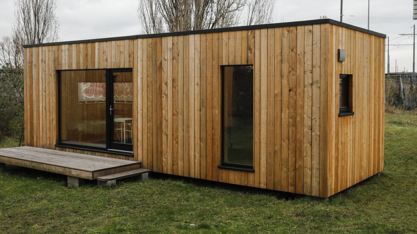 Verplaatsbare studio voor daklozen: de oplossing?